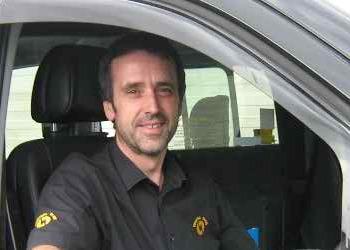 Ian Edinburgh M8 Driver