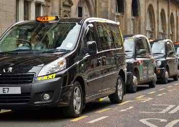 E7 taxi rank