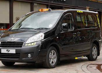 Pre reg E7 taxi for sale