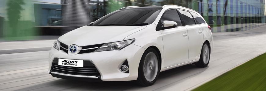 Toyota Auris Touring Taxi