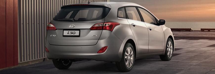 Hyundai i30 Estate Taxi