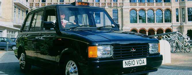 taxi memories metrocab