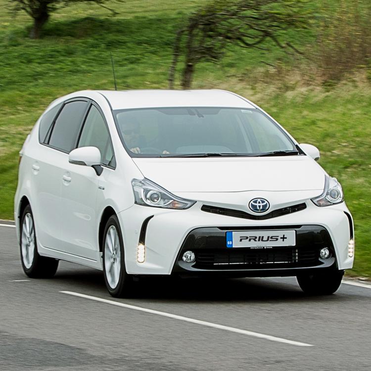 Toyota Prius + Taxis For Sale, Toyota Prius Plus