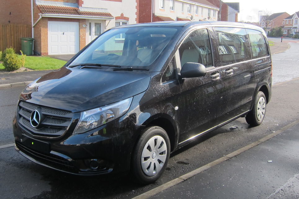 Mercedes benz vito tourer pro used taxi cab direct for Mercedes benz vito tourer