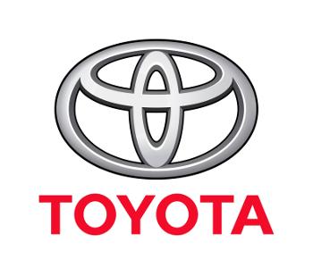 Toyota Logo feature