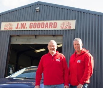 Goddard Taxis feature image