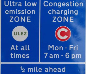 CongestionCharge sign social