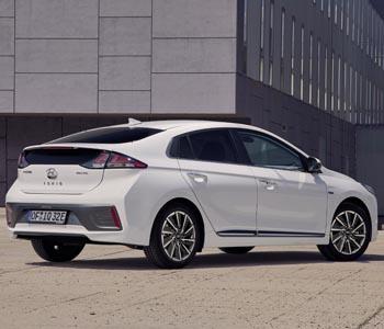 New Hyundai IONIQ Electric 2 small 1