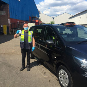 Cab Direct New Demos and Deliveries